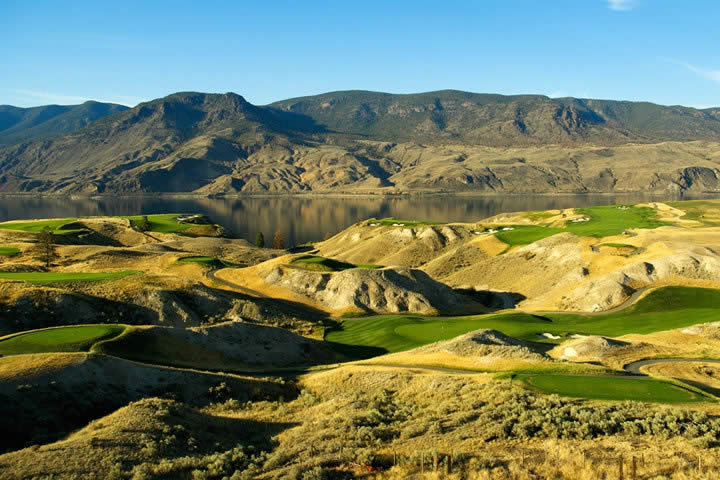 Tobiano Golf Course - Kamloops, BC