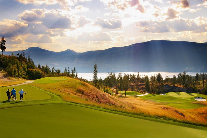 Okanagan Golf Packages