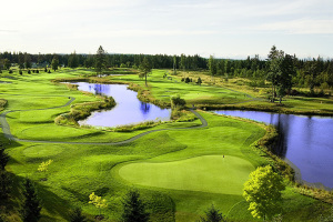 Vancouver Island Golf Vacations
