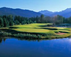 Whistler Golf Courses available with BC Golf Safaris