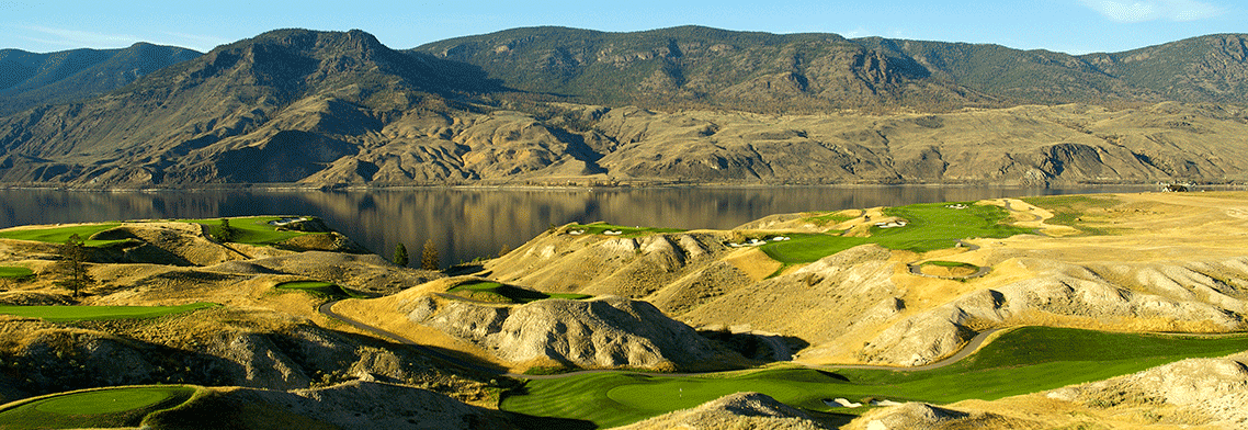 Golf Courses in Kamloops, British Columbia