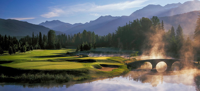 Nicklaus North Golf Course - Whistler, BC