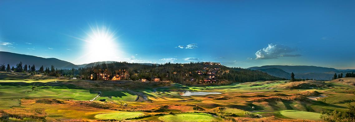 Okanagan Golf Courses - British Columbia Golf Courses