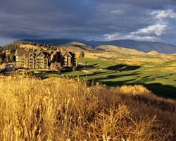 Predator Ridge Golf Resort Lodge. Vernon, BC.