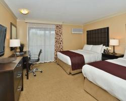 Prestige Inn Kelowna. Kelowna, BC