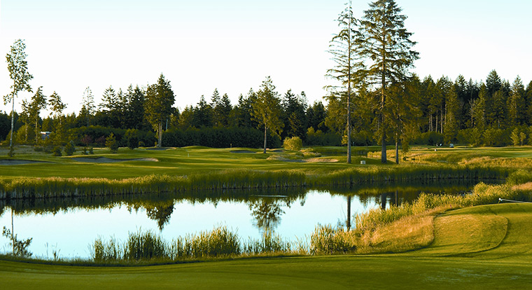 Crown Isle Golf Club - Courtenay, BC