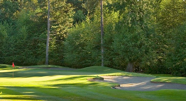 Storey Creek Golf Club - Campbell River, BC
