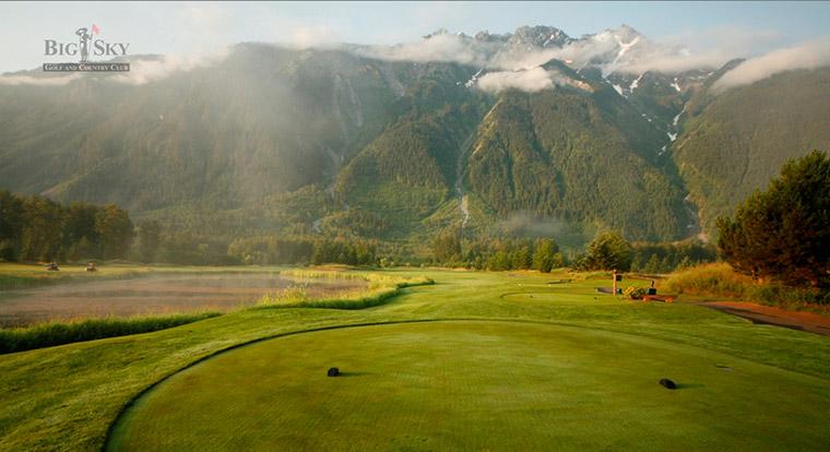 Whistler Golf Course - Big Sky Golf Club