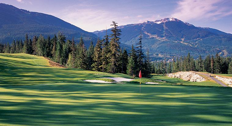 Chateau Whistler Golf Club - Whistler, BC