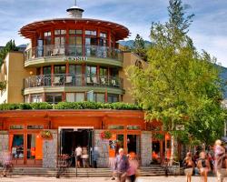 Crystal Lodge. Whistler BC.