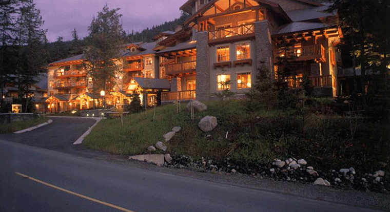 Private Whistler Condos. Whistler BC.
