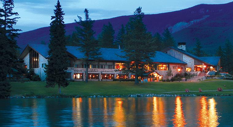 Jasper Park Lodge - Jasper, AB
