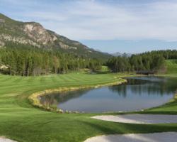 Copper Point Golf Club - Ridge Course - Invermere, BC