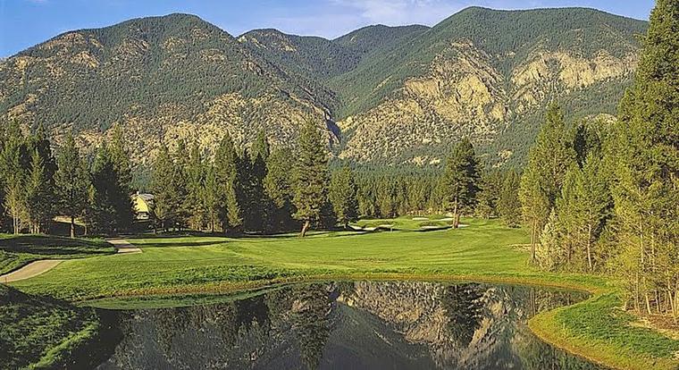 Eagle Ranch Golf Resort - Invermere, BC