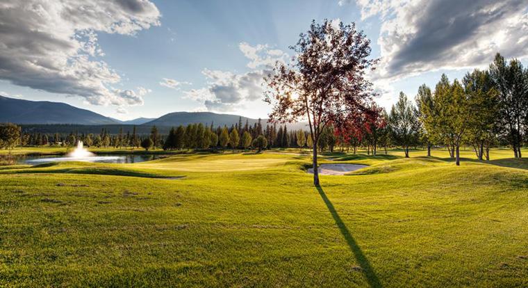 Fairmont Hot Springs - Riverside Course - Fairmont, BC