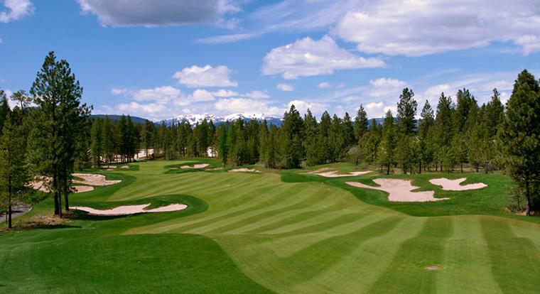 Shadow Mountain Golf Course - Cranbrook, BC