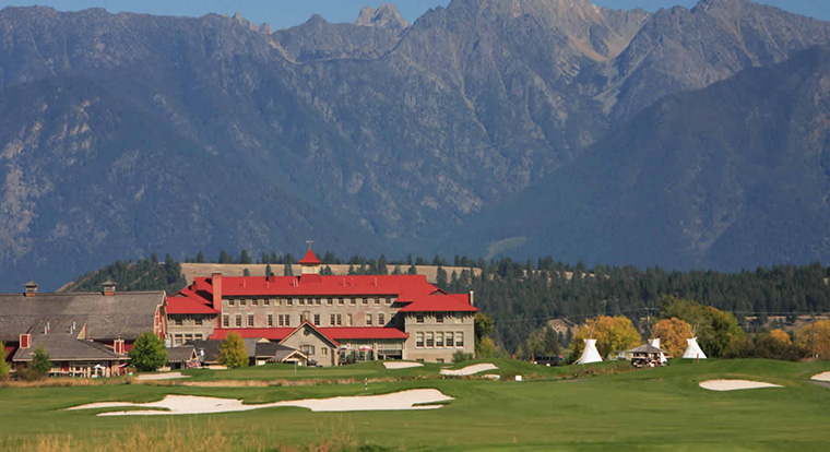 St. Eugene Mission Golf Resort - Cranbrook, BC