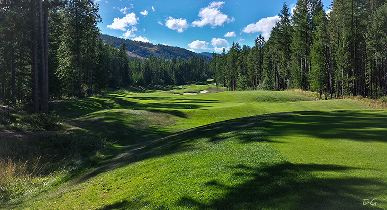 Trickle Creek Golf Resort - Kimberley, BC
