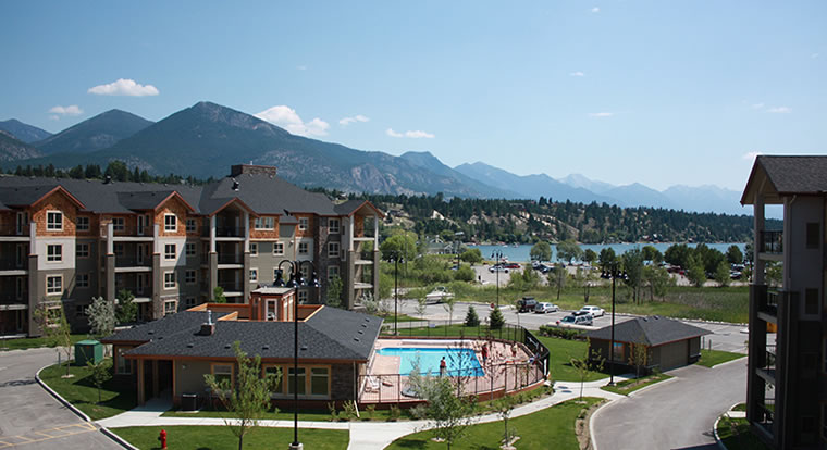 Invermere Private Accommodation. Invermere, BC