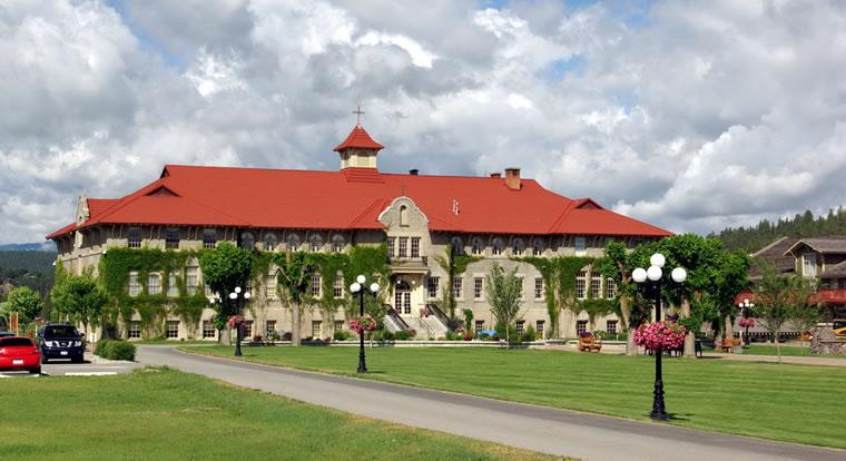 St. Eugene Golf Resort & Casino. Cranbrook, BC