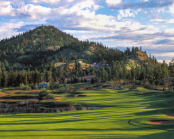 Okanagan Golf Club - Bear Course - Kelowna, BC