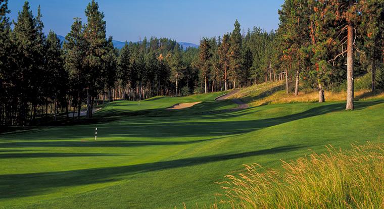 Okanagan Golf Club - Quail Course - Kelowna, BC