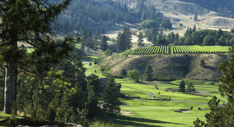Fairview Mountain Golf Course - Oliver, BC