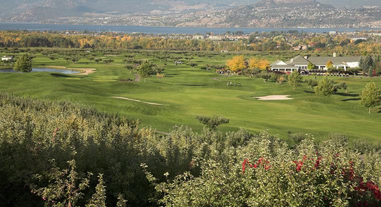 Harvest Golf Club - Kelowna Golf Course