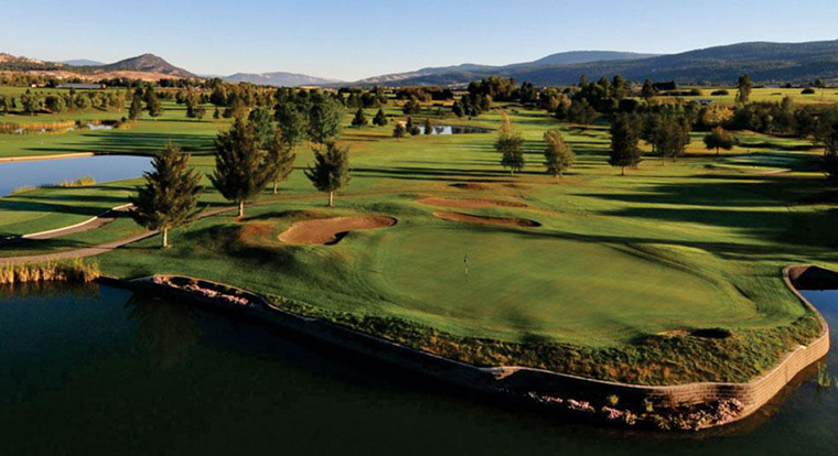 Kelowna Springs Golf Club - Kelowna Golf Course