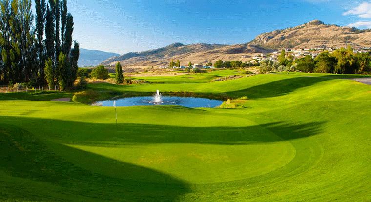 Osoyoos Golf Club - Osoyoos, BC