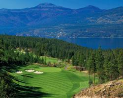 Predator Ridge Golf Resort - Ridge Course #6 Vernon, BC