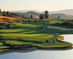 Predator Ridge Golf Resort - Predator Course #1 Vernon, BC