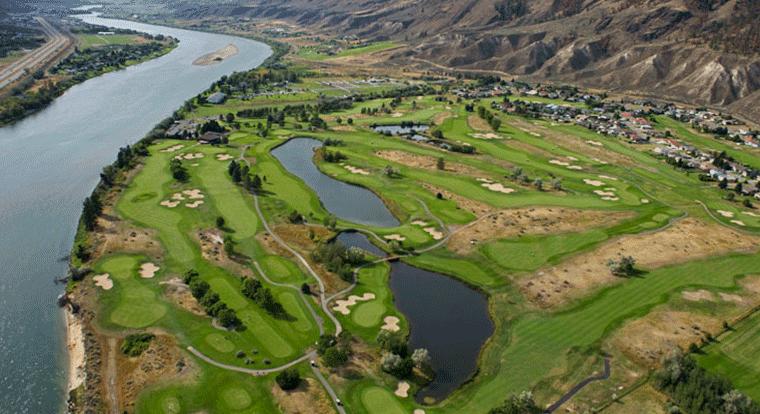 Rivershore Golf Links - Kamloops Golf Course