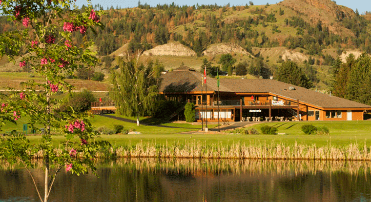 Rivershore Golf Links Clubhouse - Kamloops Golf Course
