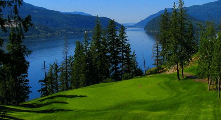 Hyde Mountain Golf Course - Salmon Arm, BC