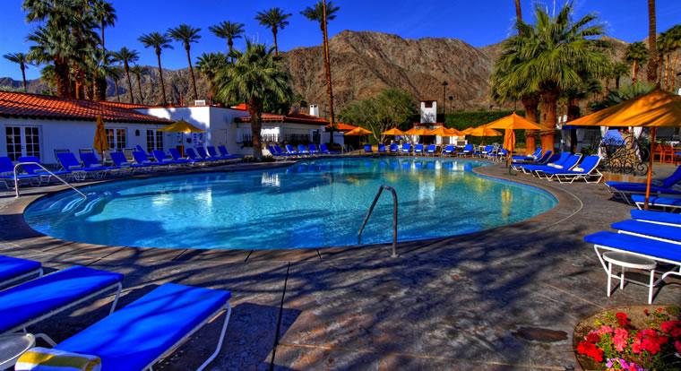La Quinta Resort & Club - Pool. Palm Springs, CA