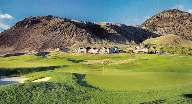 Sun Rivers Golf Course - Kamloops Golf Course