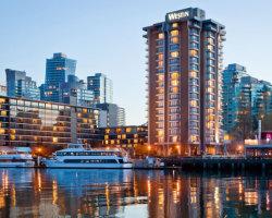 Westin Bayshore. Vancouver, BC