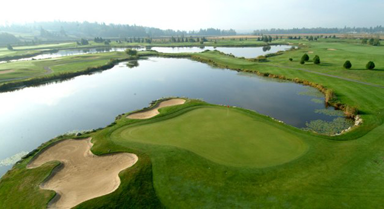 Northview Golf Course - Canal Course - Vancouver, BC