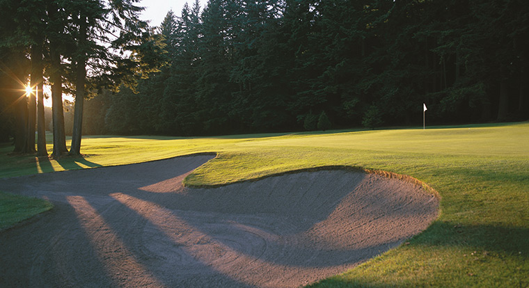 University Golf Club, Victoria - BC