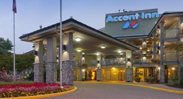 Accent Inn Richmond. Richmond, BC