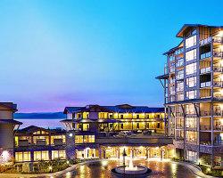 Beach Club Resort. Parksville, BC