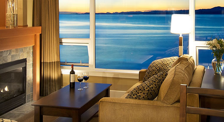 Beach Club Resort - Ocean View. Parksville, BC