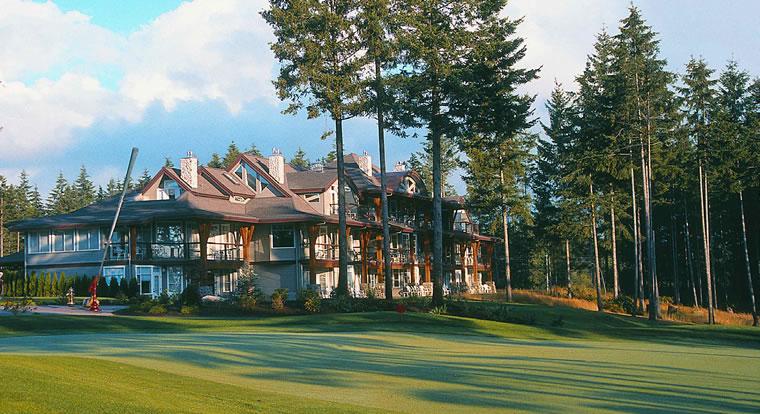 Crown Isle Resort. Courtenay, BC