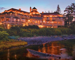 Painter's Lodge, Campbell River