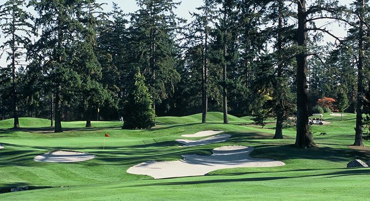 Gorge Vale Golf Club - Victoria, BC