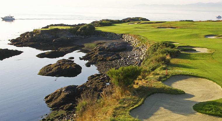 The Victoria Golf Club. Victoria, BC