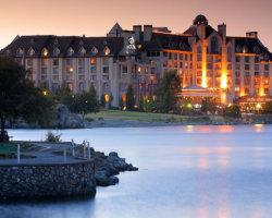 The Delta Ocean Point Hotel Resort & Spa . Victoria, BC