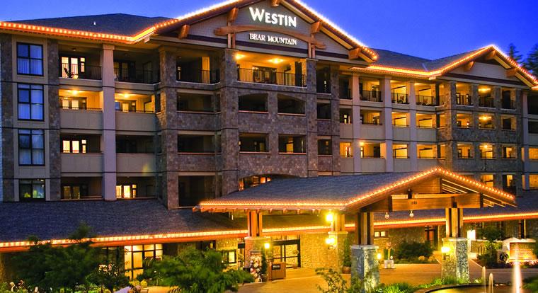 Westin Bear Mountain Golf Resort & Spa. Victoria, BC