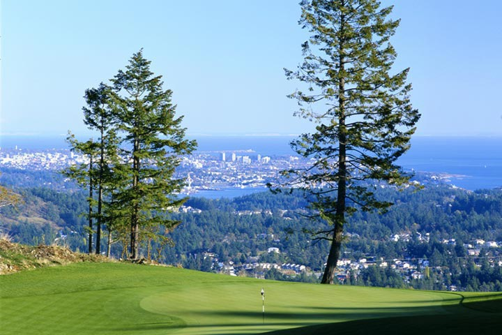 Bear Mountain - Mountain Course - Victoria Golf Packages